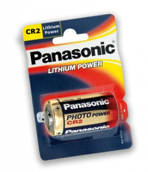 Panasonic Lithium CR2 3V Photo-Batterie