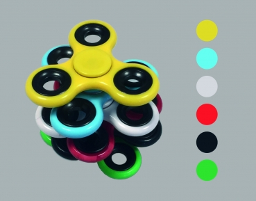 Finger Spinner in 6 versch. Farben