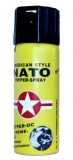 "Nato Pfefferspray Fog OC ""Extrem"" Spray Gas 50ml Abwehrspray"