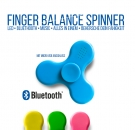 LED Finger BALANCE Spinner Lautsprecher USB Bluetooth Musik