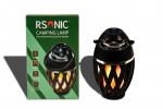 RSONIC Camping Laterne mit Bluetooth Musik Box